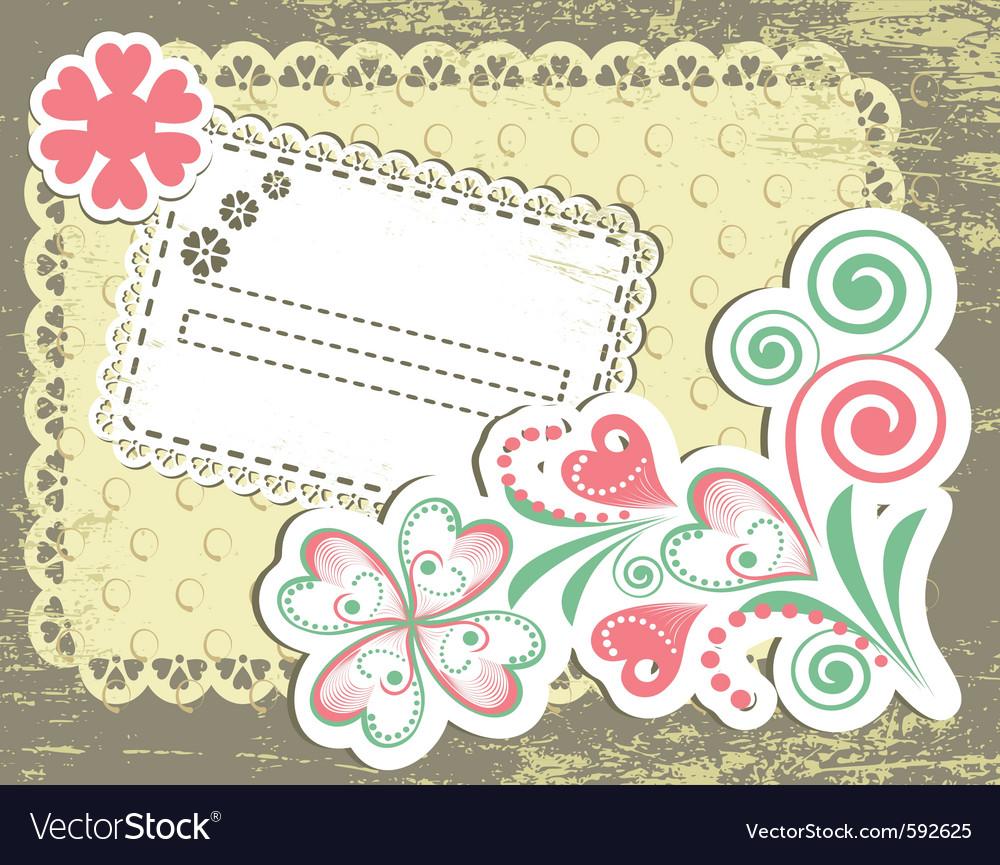 Роз картинках, карточки и открытки вектор