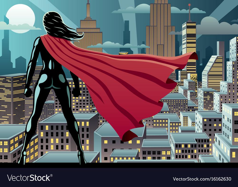 Super heroine watch 3