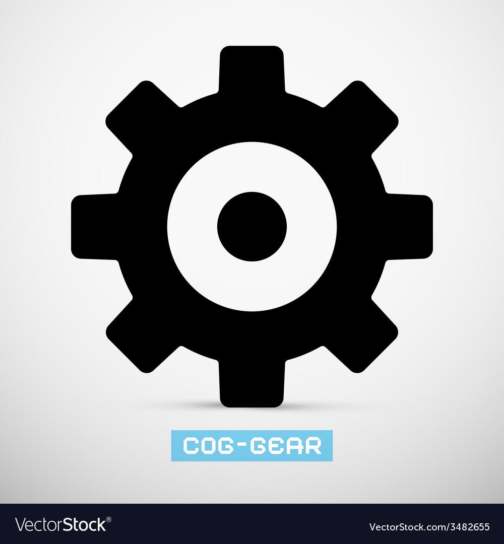 Cog - Gear Icon