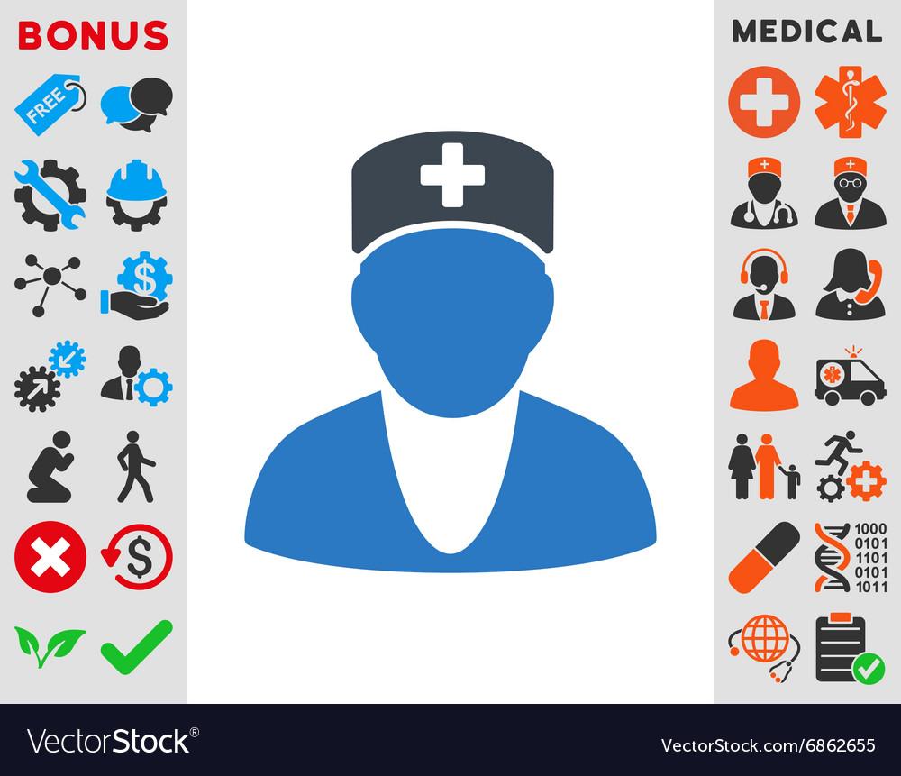 Medic Flat Icon