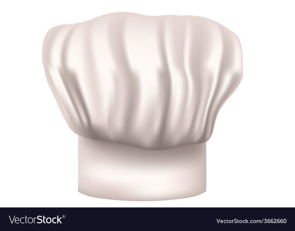 Chefs hat cut out