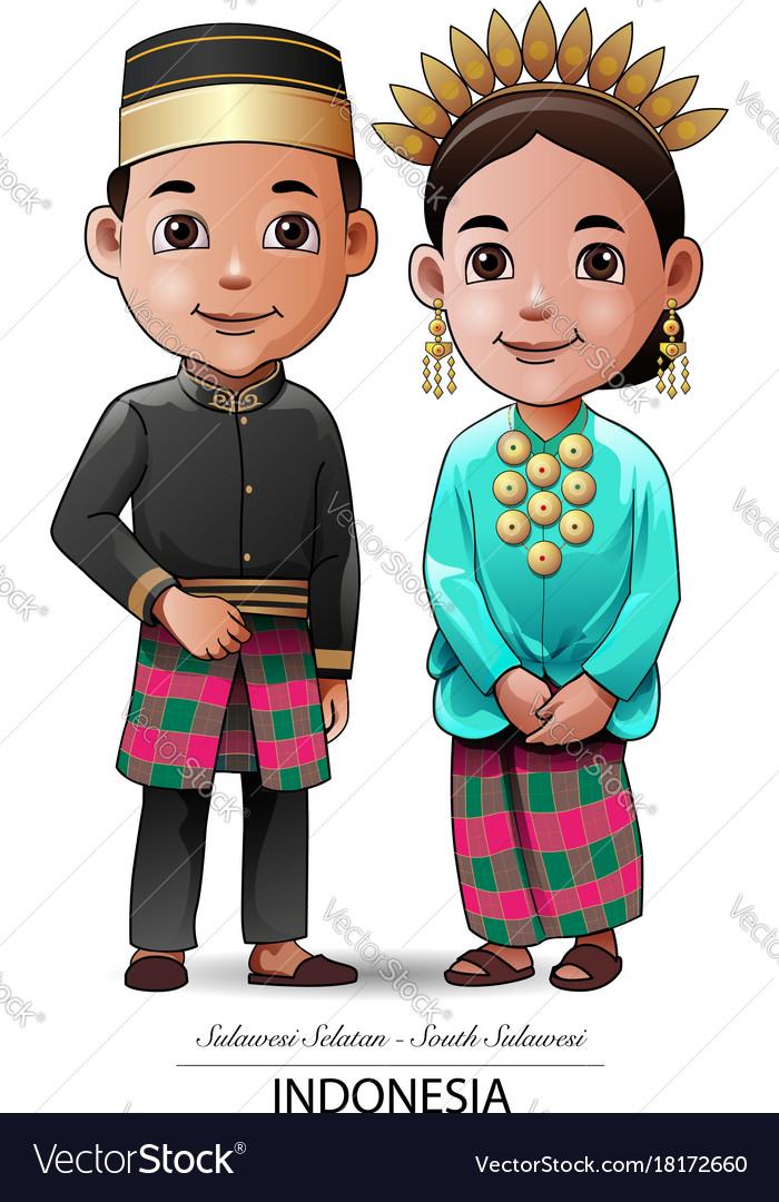 Indonesia Culture Clothes