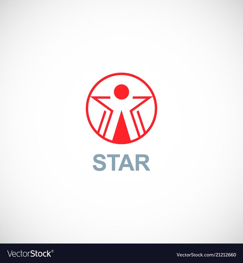 Star winner logo