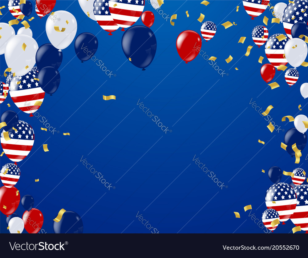 Fourth of july 4th of july holiday banner
