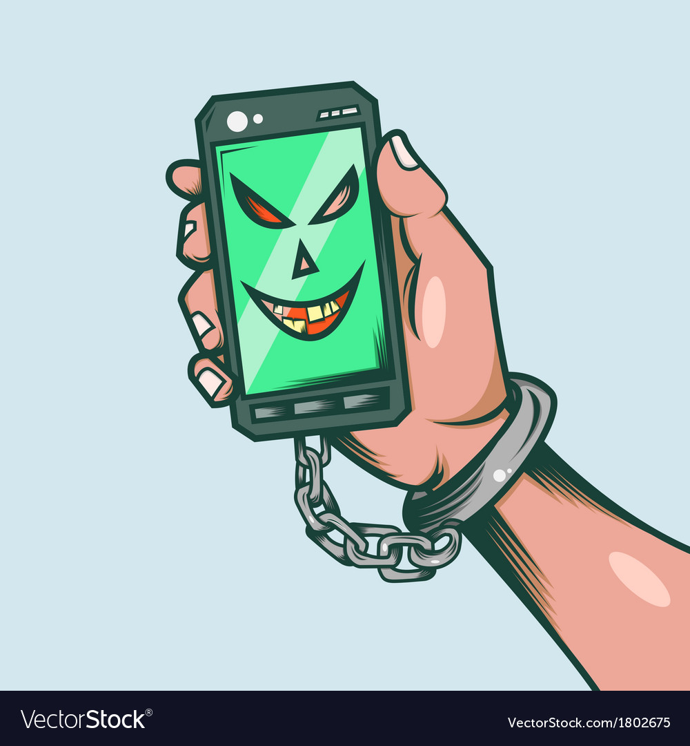 Cell Phone Slave