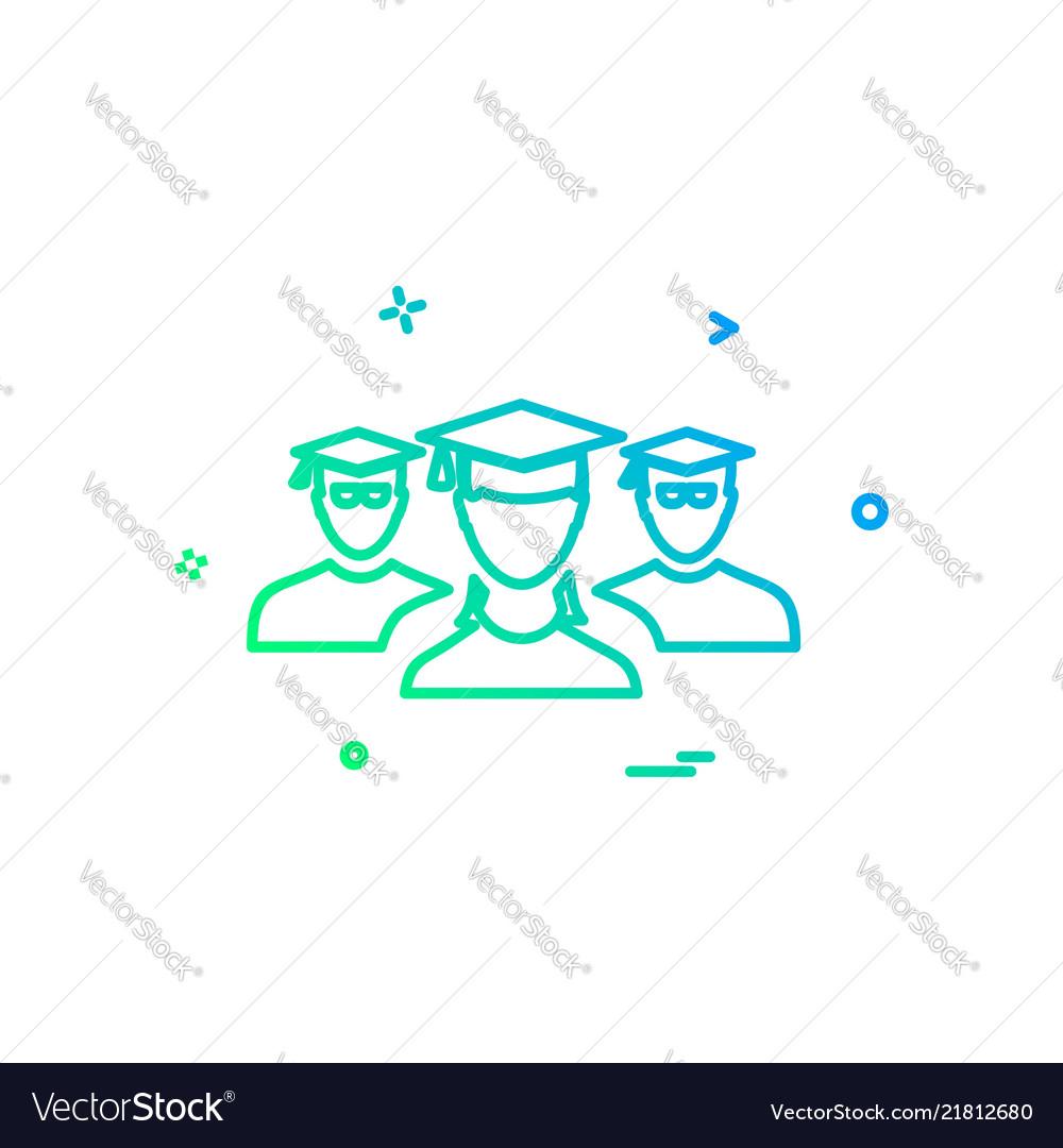 Student group icon design