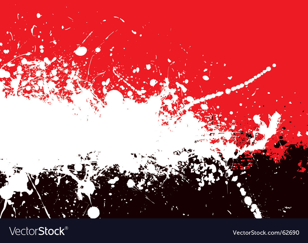 Divide tone vector image