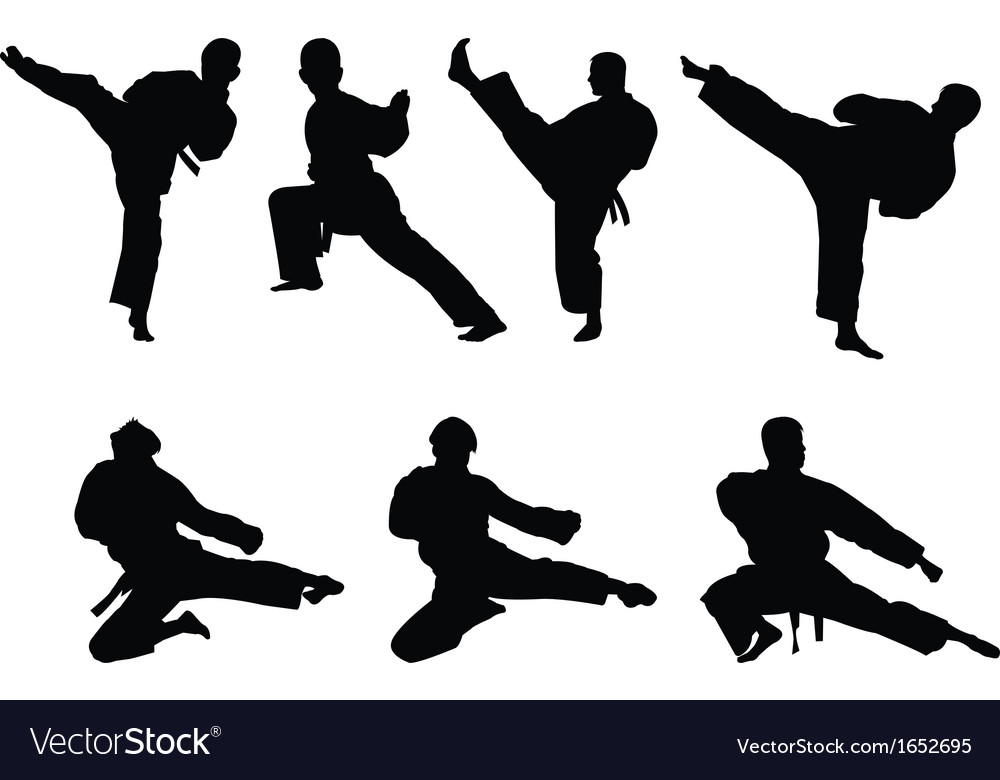Karate set