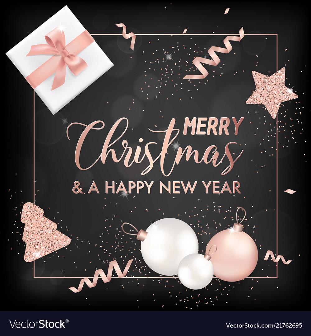 Christmas Card Greetings.Merry Christmas Card Invitation Greetings 2019
