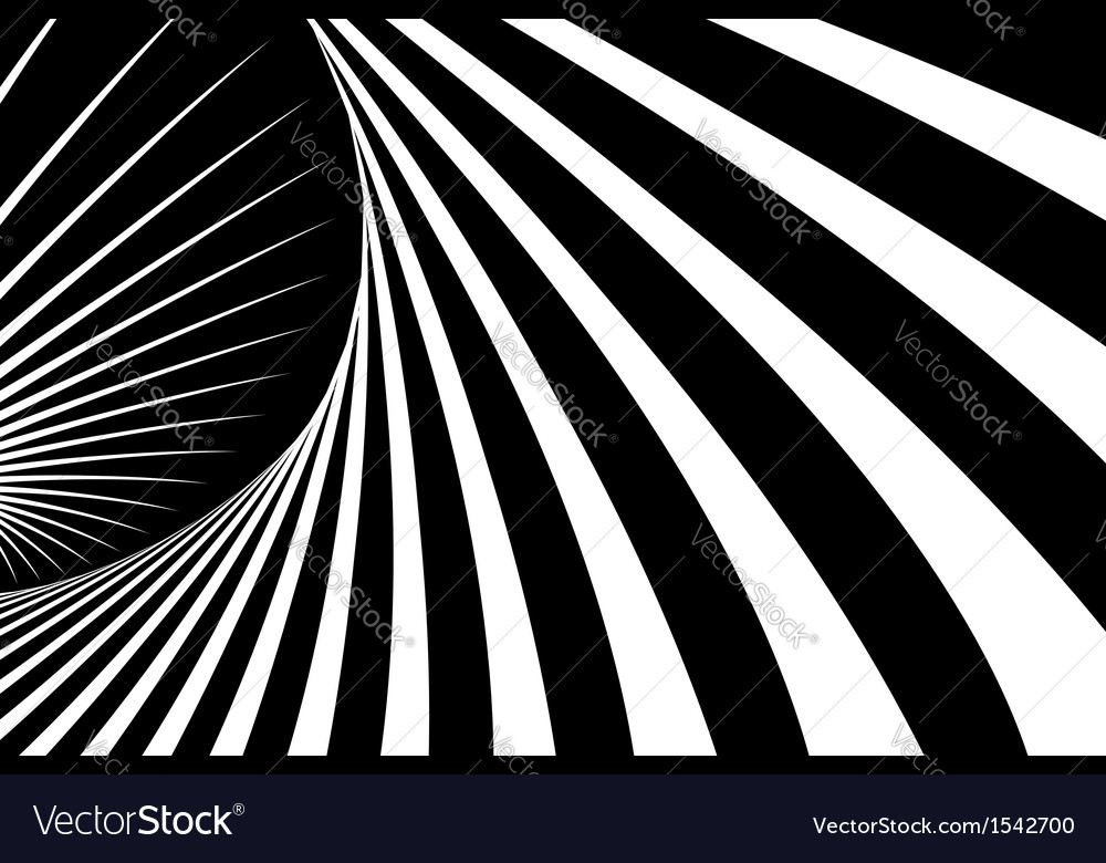 Abstract op art background