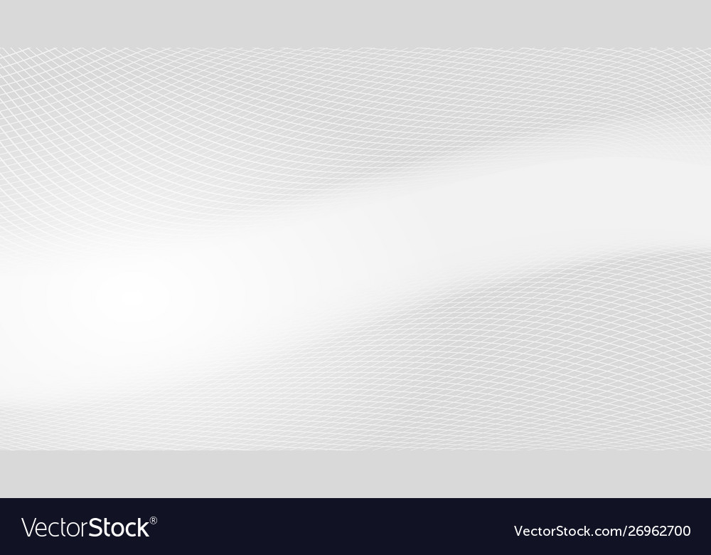 Light grey background with wave square halftone
