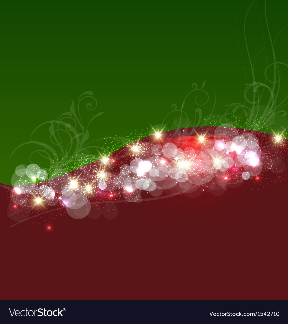 Christmas background template card