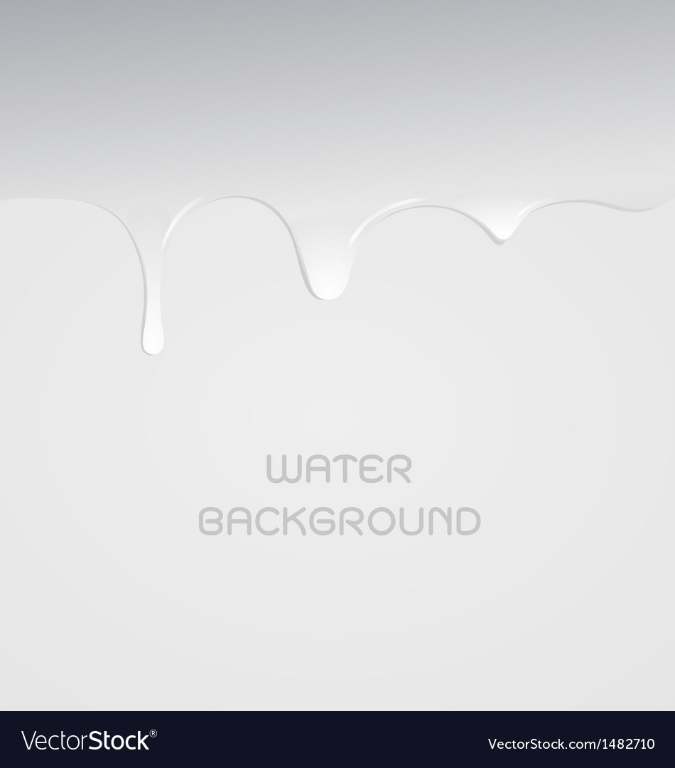 Water drop for Background