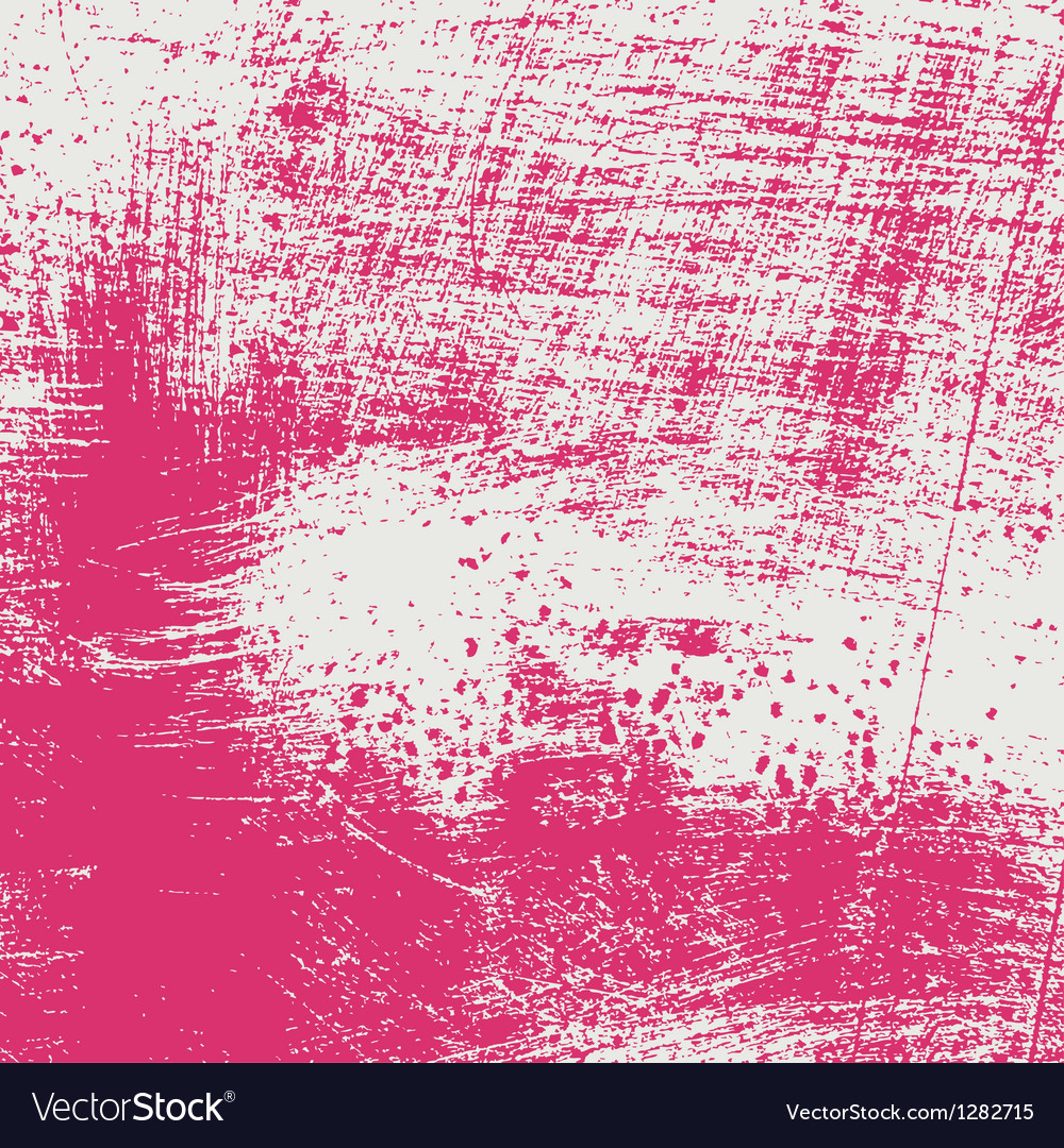 Pink Gruny Texture vector image