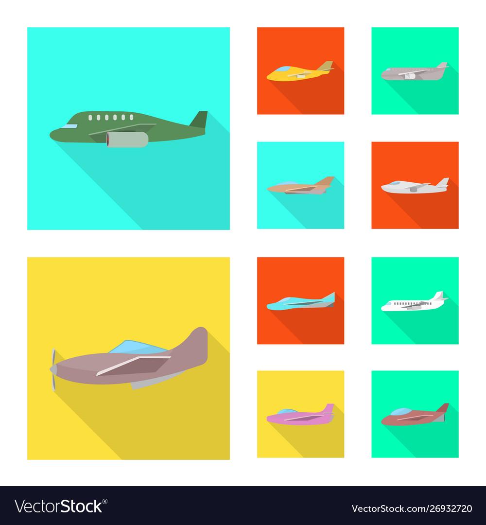 Travel and airways symbol