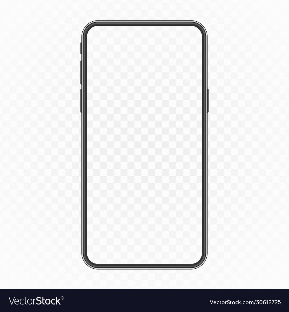 Smartphone blank screen