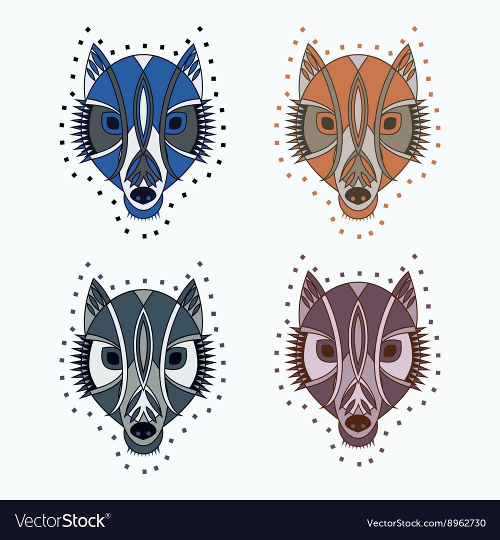 Wolf geometric set
