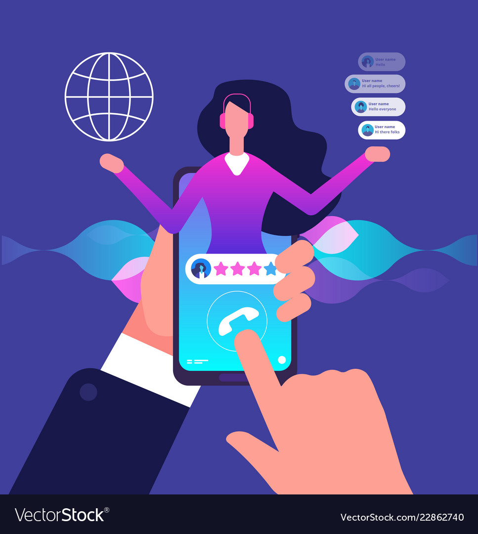 Assistant app hotline customer service internet