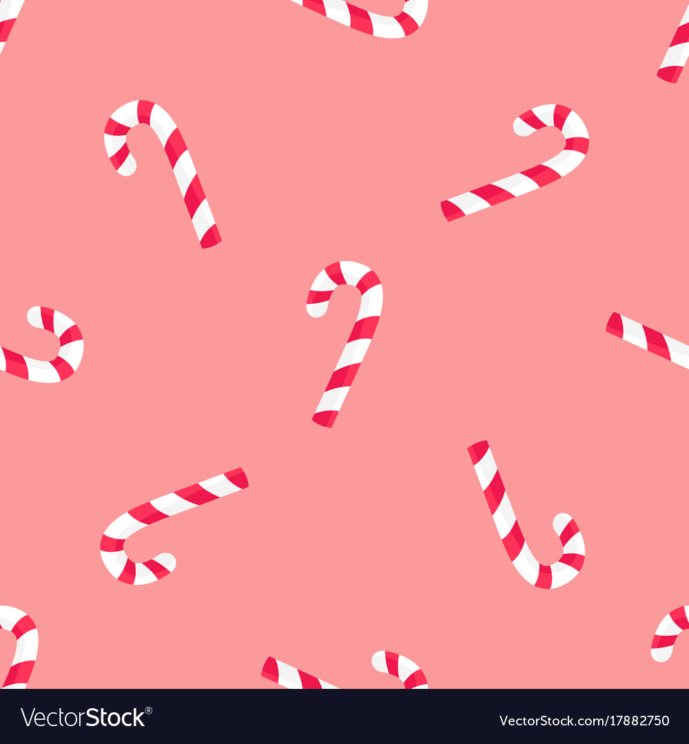 Striped candy stick seamless pattern paper