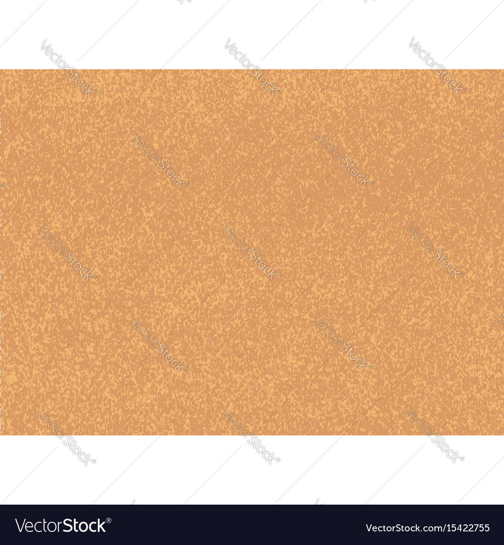 Color cork wood texture