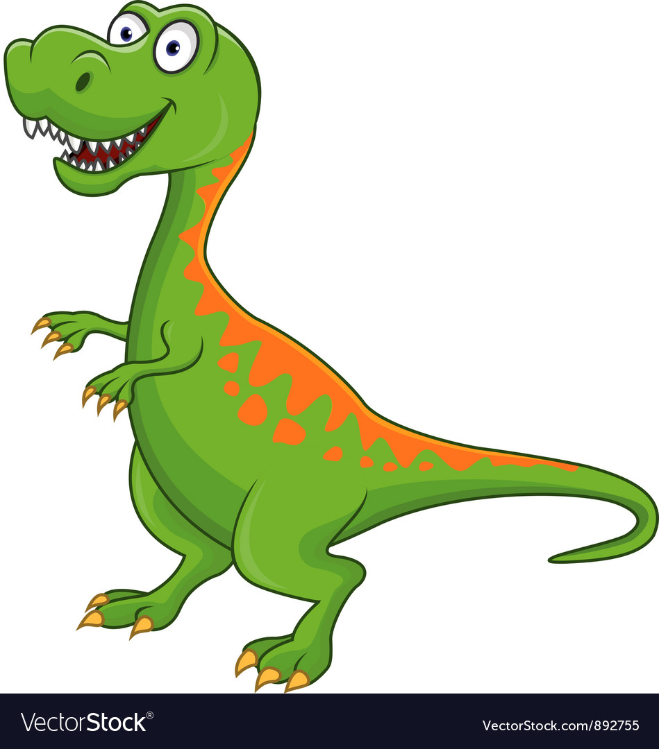 Triceratops Clipart Green 3
