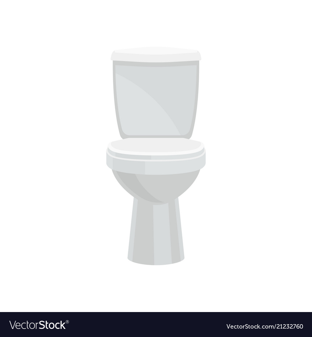 Incredible White Ceramics Closed Toilet Bowl Theyellowbook Wood Chair Design Ideas Theyellowbookinfo