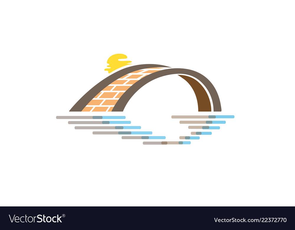 Bridge river sunshine logo