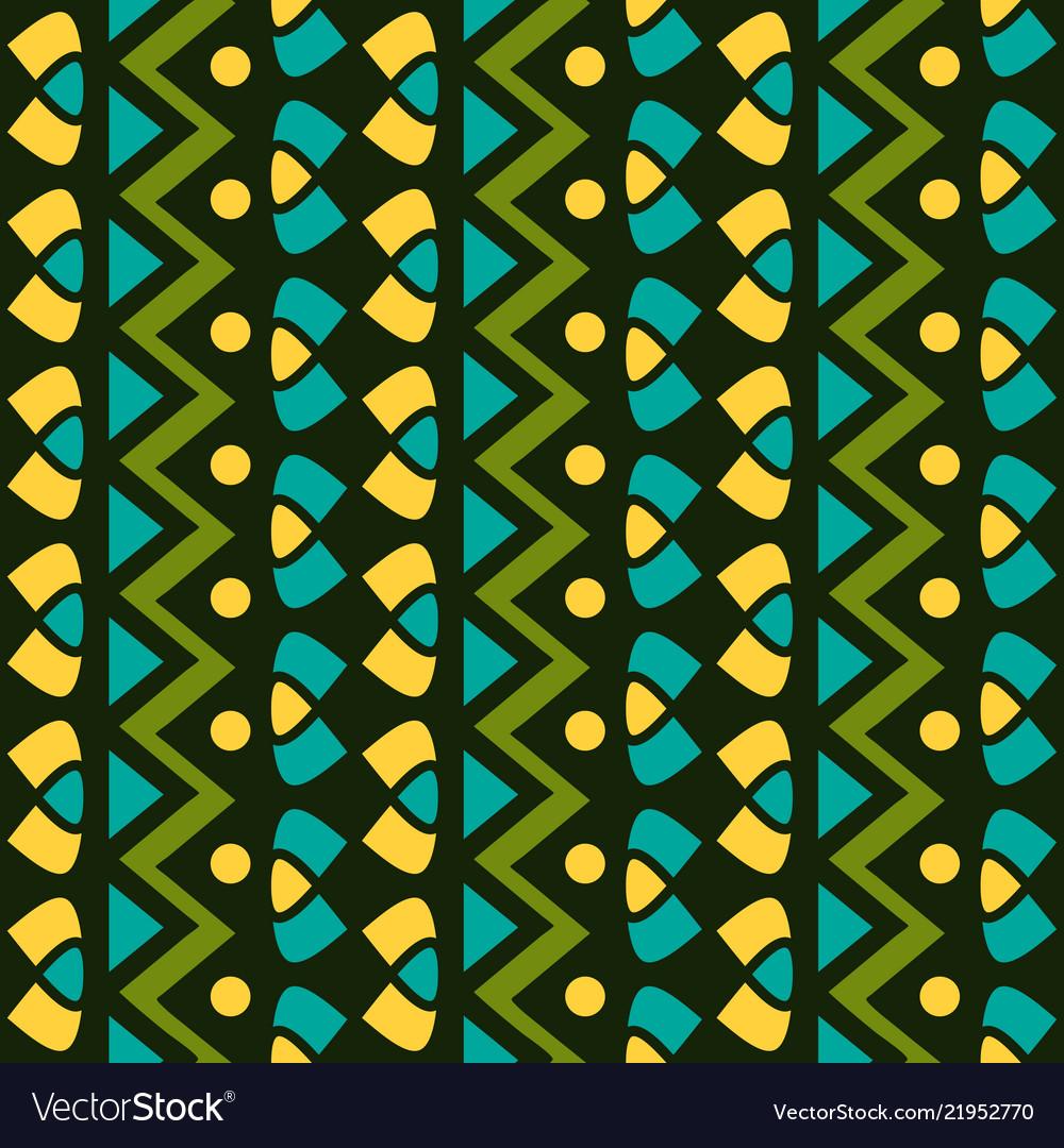 Textile vertical simple geometric seamless