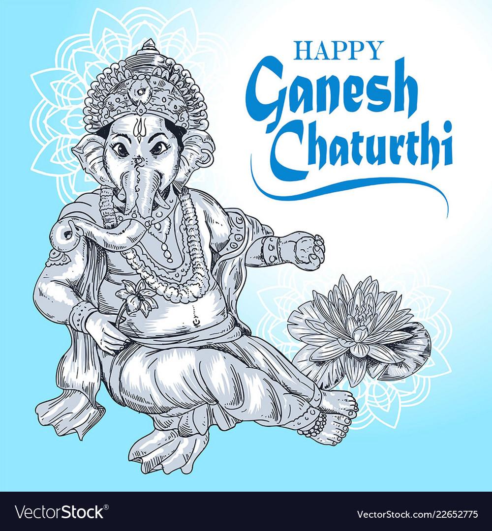 Ganesha detail