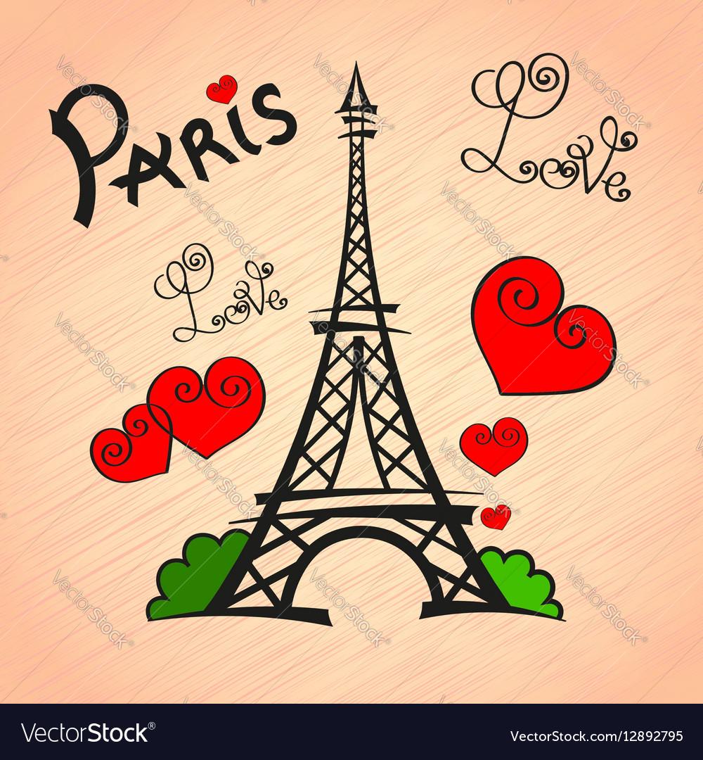 Paris Love romance