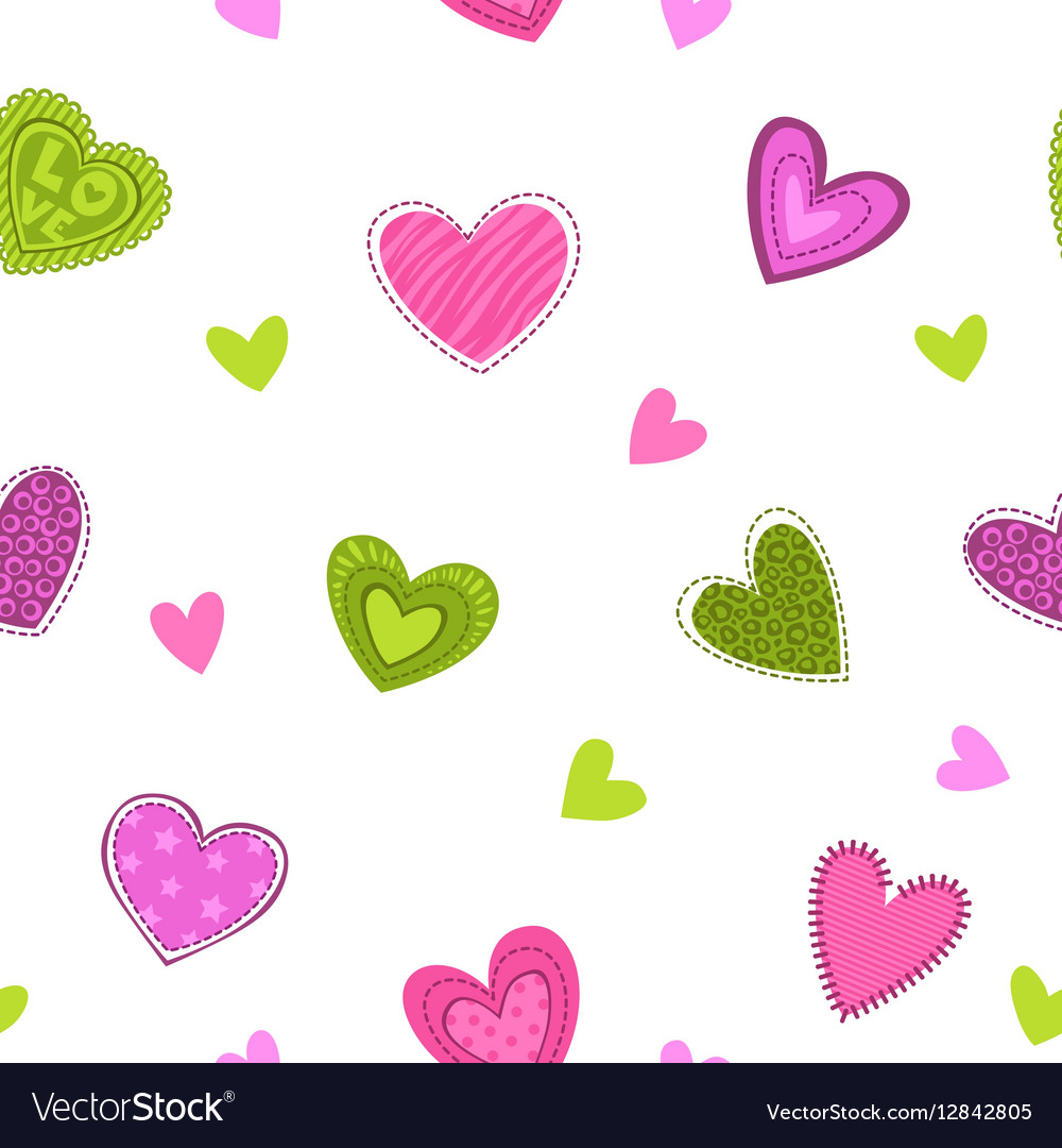 photo relating to Hearts Printable referred to as Amusing girlish printable texture with adorable hearts