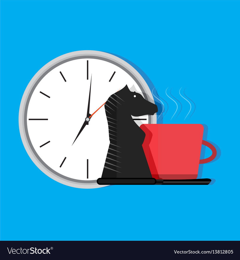 Strategy of time vector image