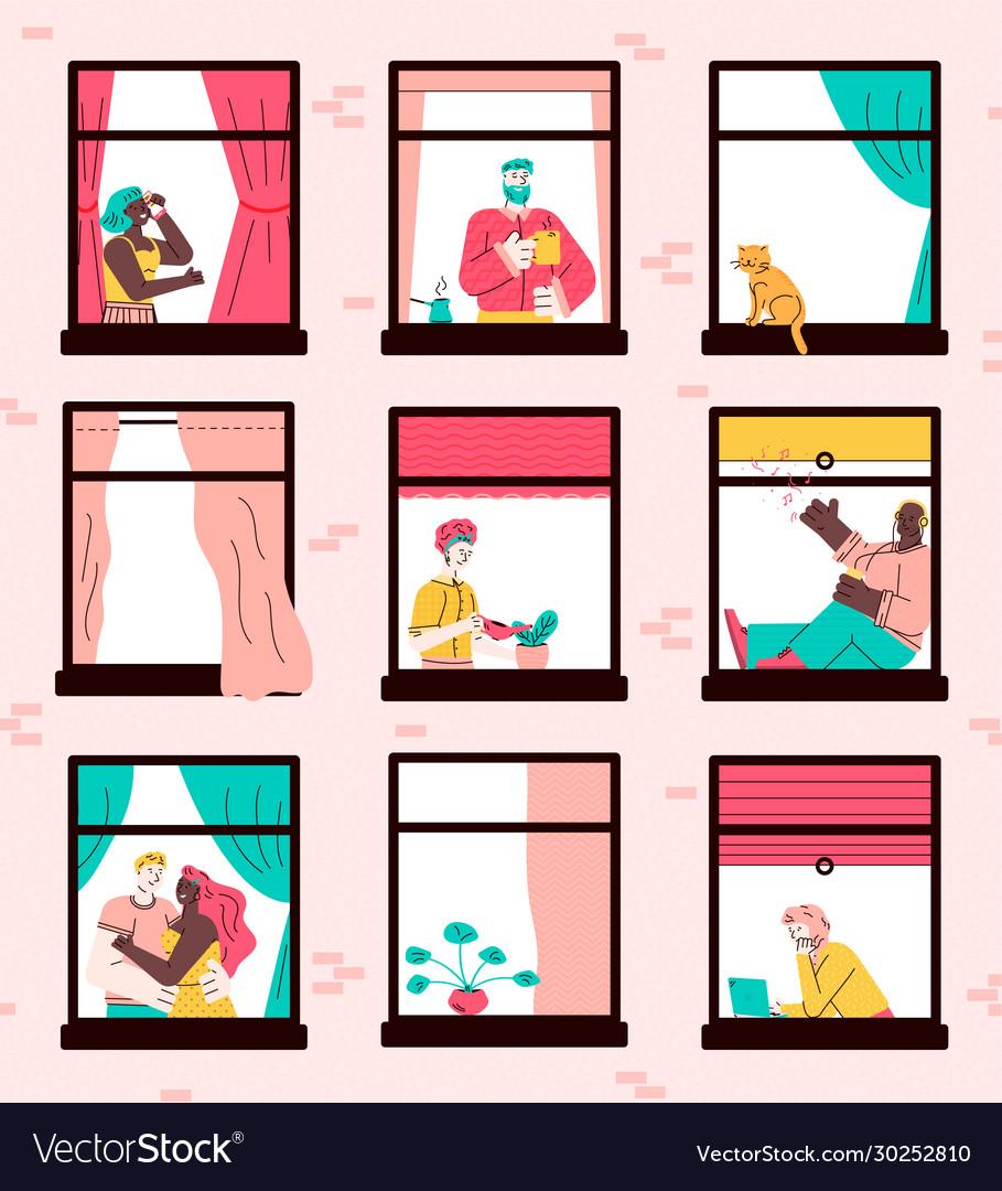 Apartment Street Stock Illustrations – 26,086 Apartment Street Stock  Illustrations, Vectors & Clipart - Dreamstime
