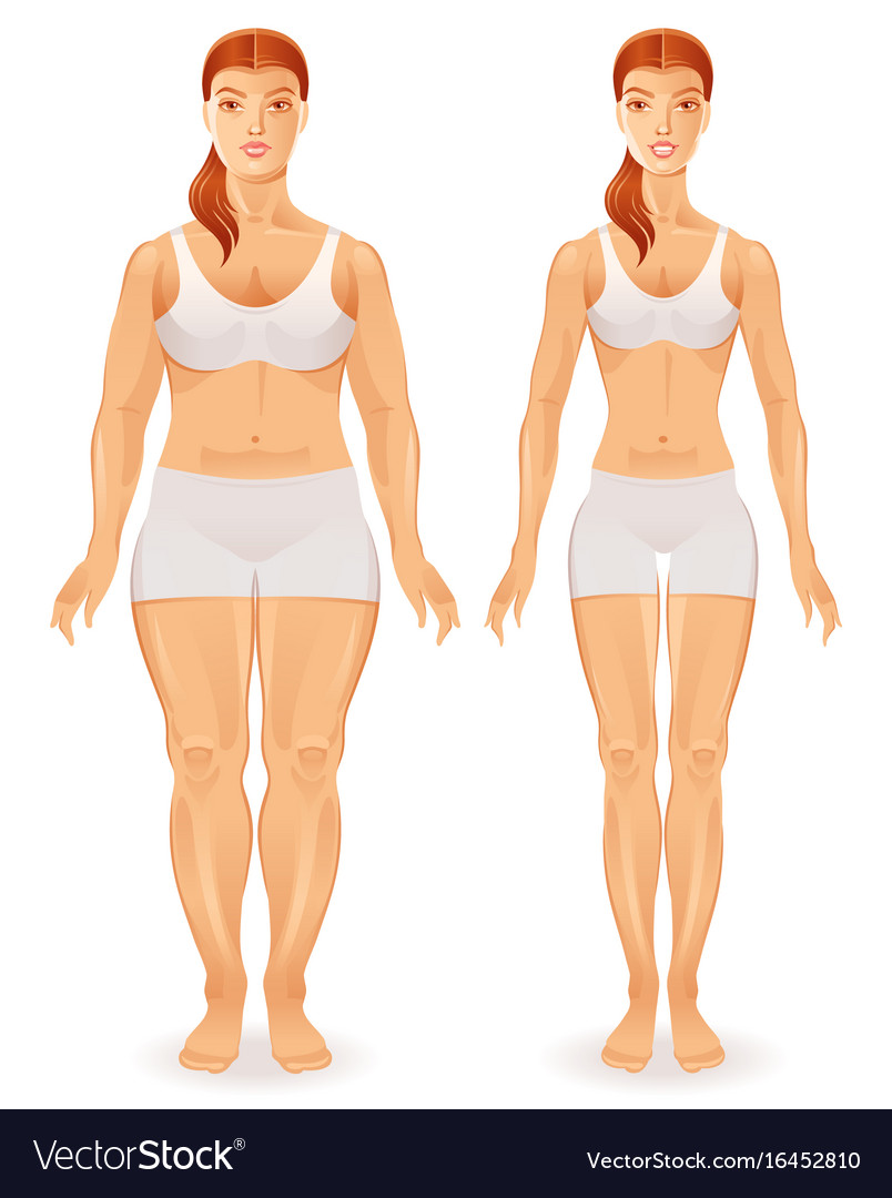Healthy vs unhealthy people lifestyle infographics
