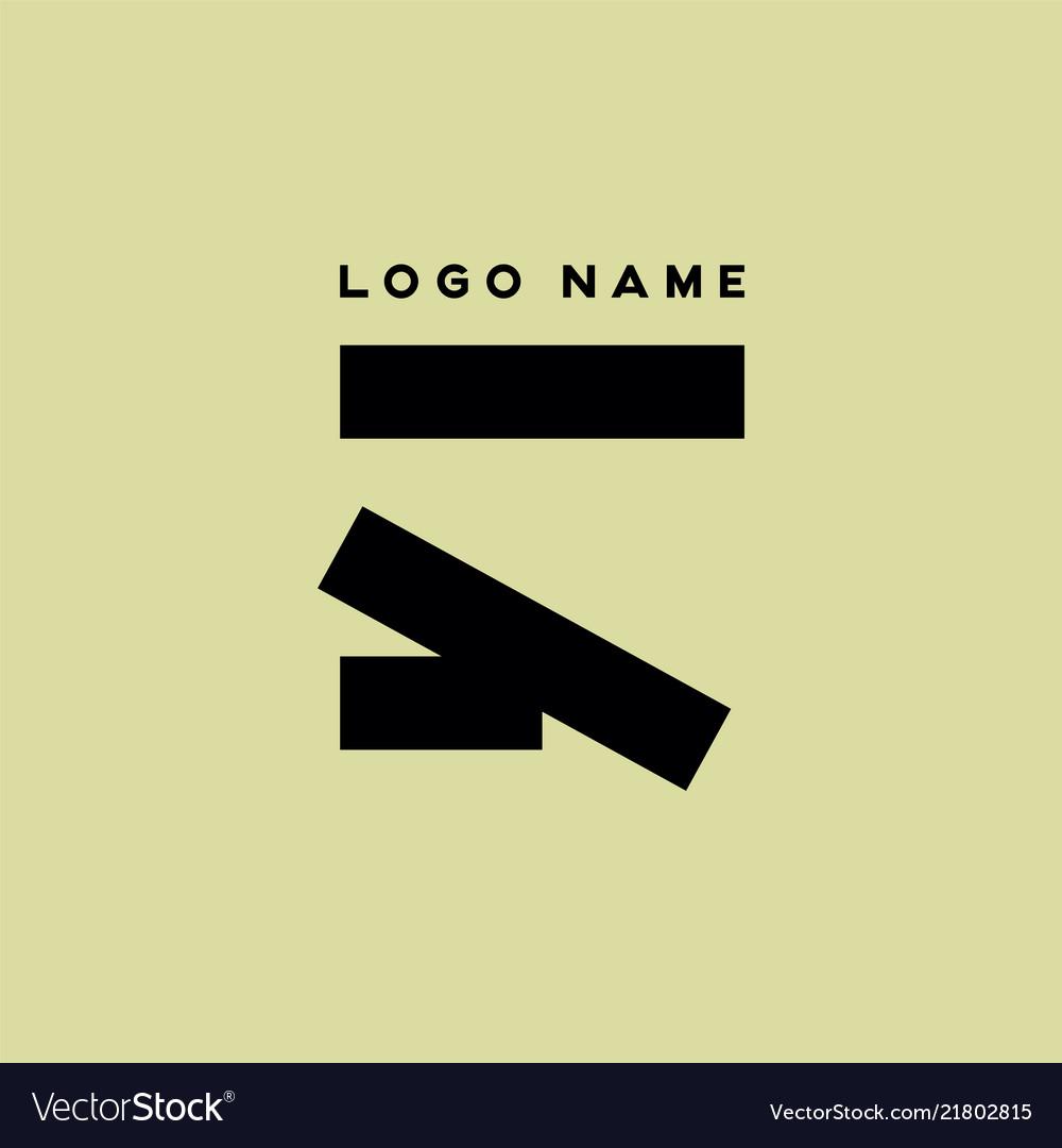 Abstract geometric logo