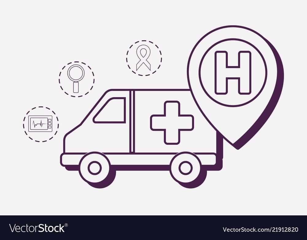Ambulance and medical design