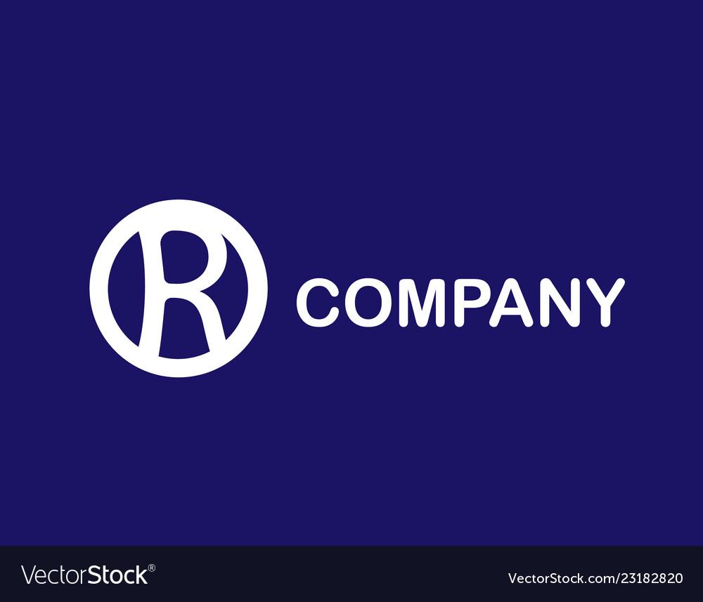 R cercle logo