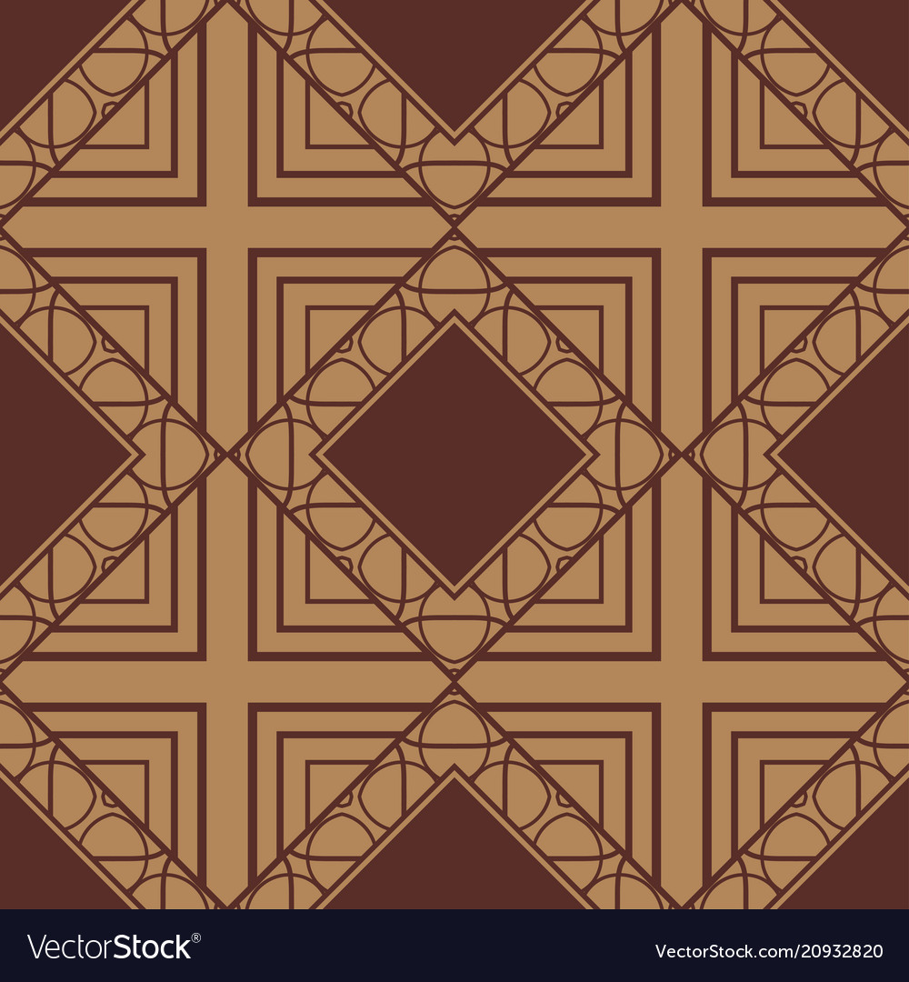 Vinttage seamless pattern