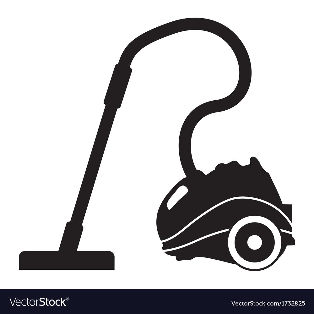 vacuum cleaner royalty free vector image vectorstock