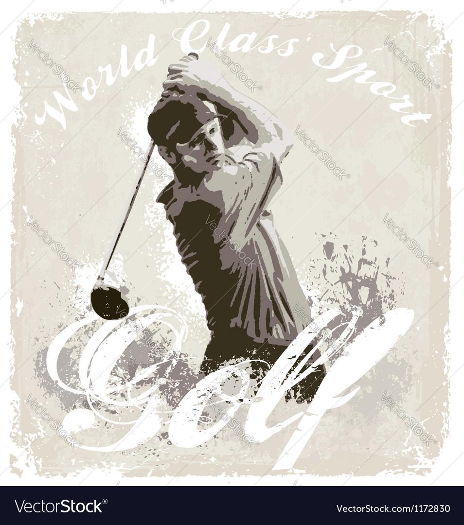 Golf world class