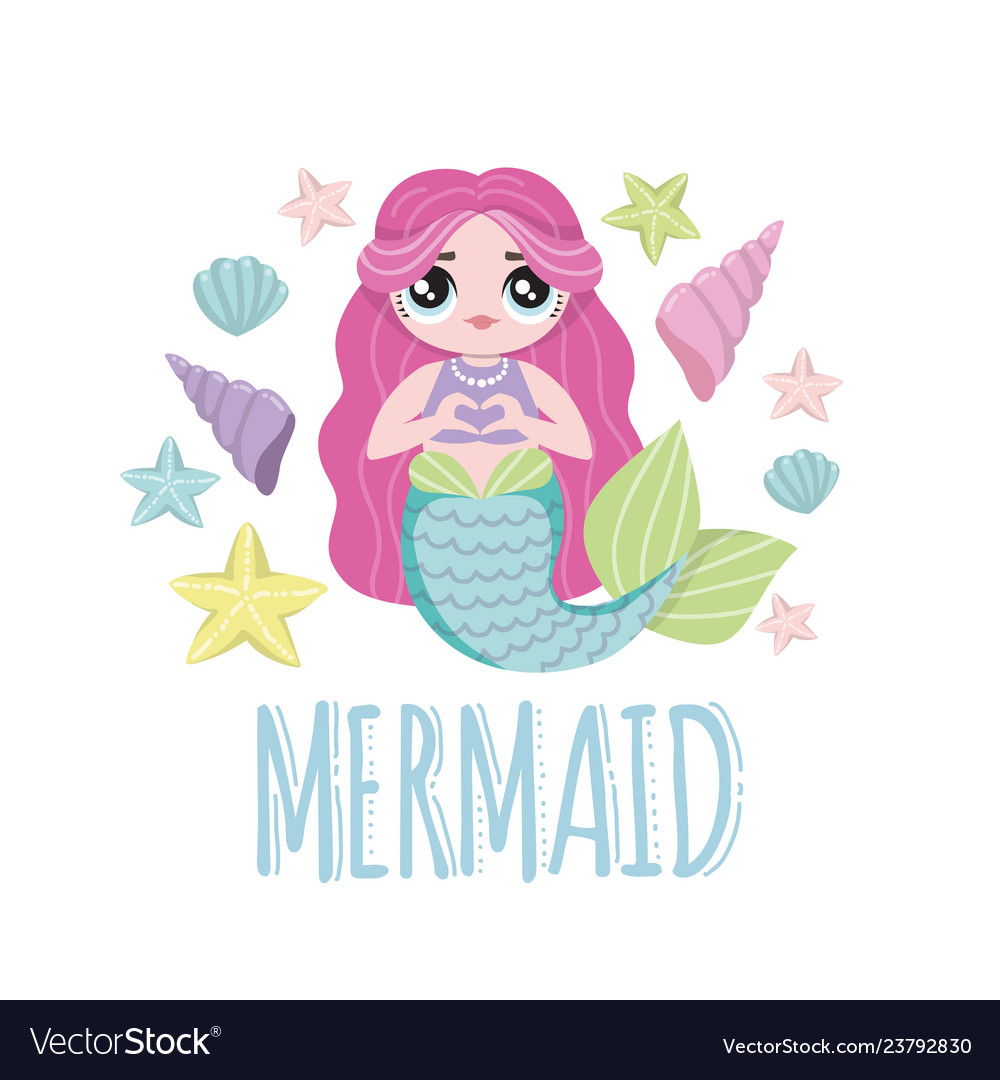 Mermaid With Pink Hair Lol Dolls