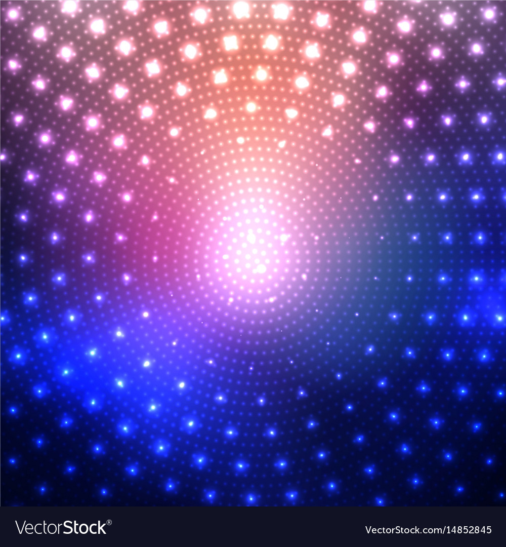 Disco Lights Background Royalty Free Vector Image