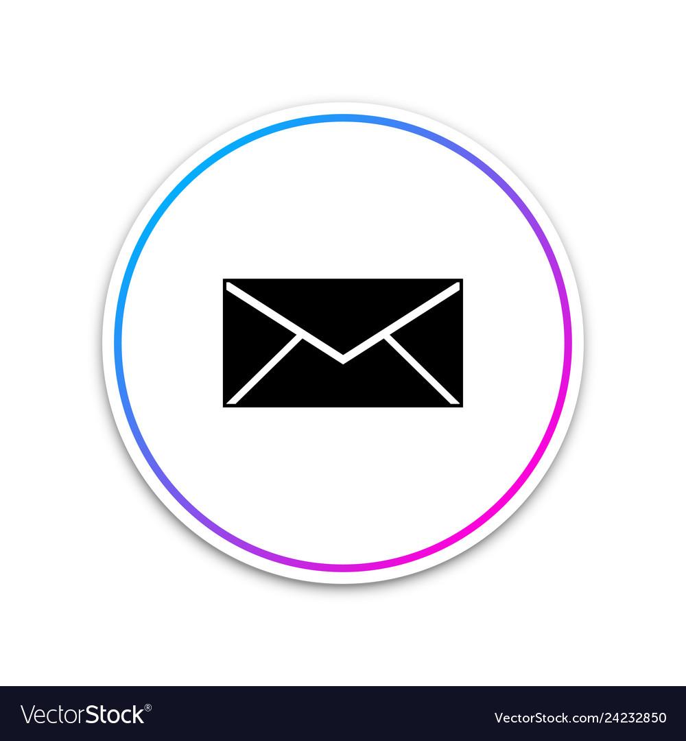 Envelope icon email message letter symbol