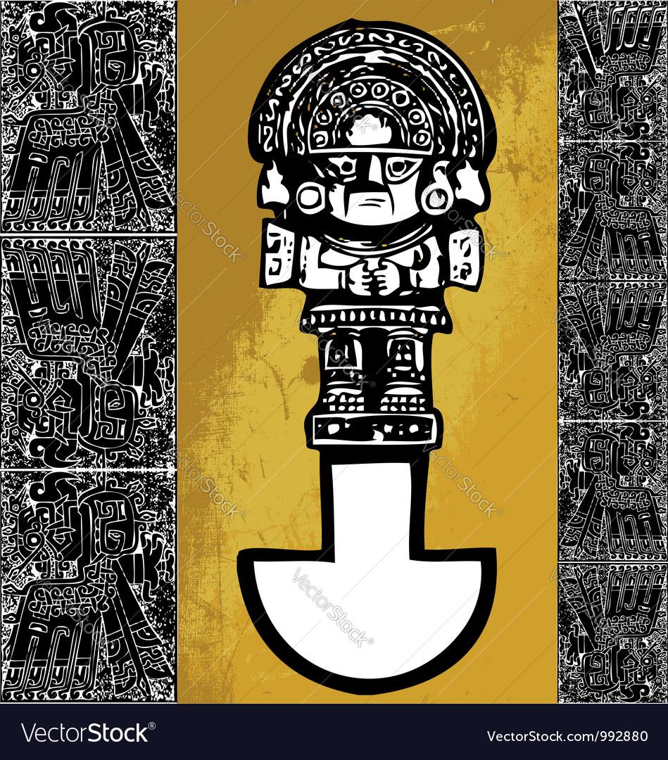 Tumi Inca iconography