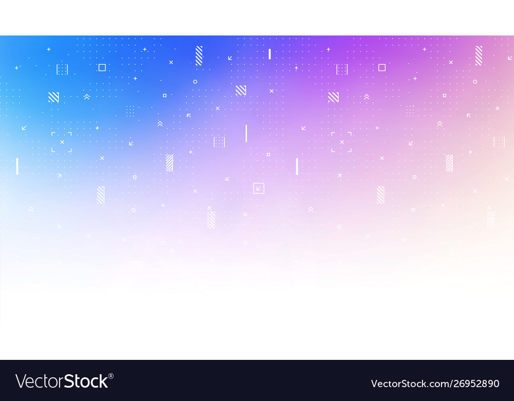 Abstract hud data technology background wallpaper