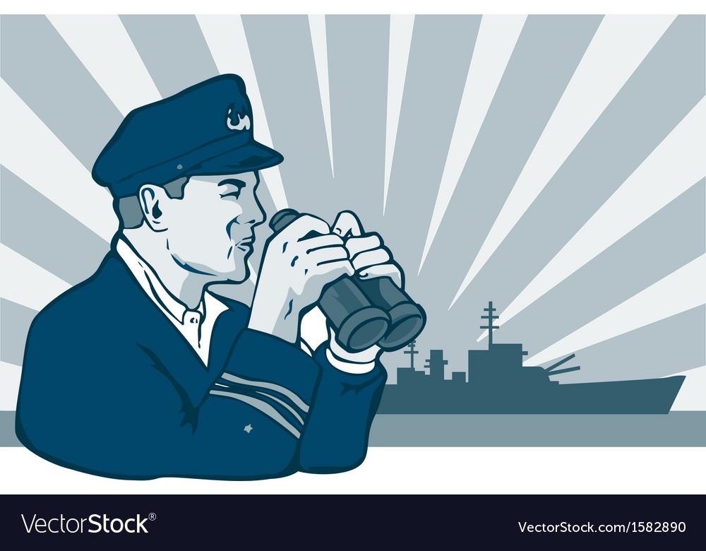 Captain Binoculars