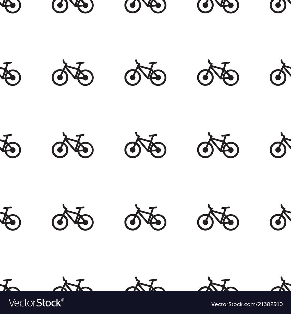 Bikes background pattern