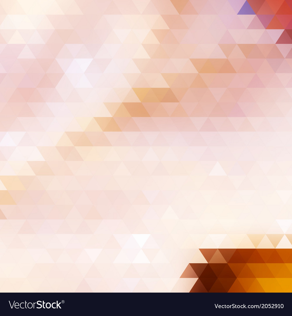Light Abstract Shapes Background