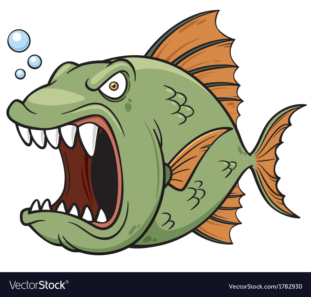 Wicked & Fish Vector Images (21)