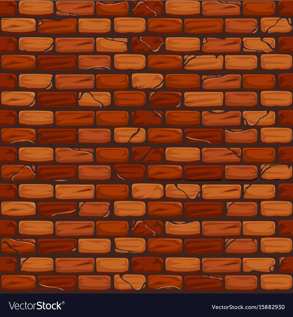 seamless old brick wall background texture pattern